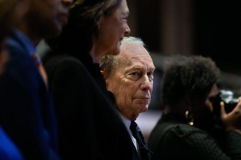 Miliardarul Michael Bloomberg intră oficial în cursa primară Democrată prezidențială 2020