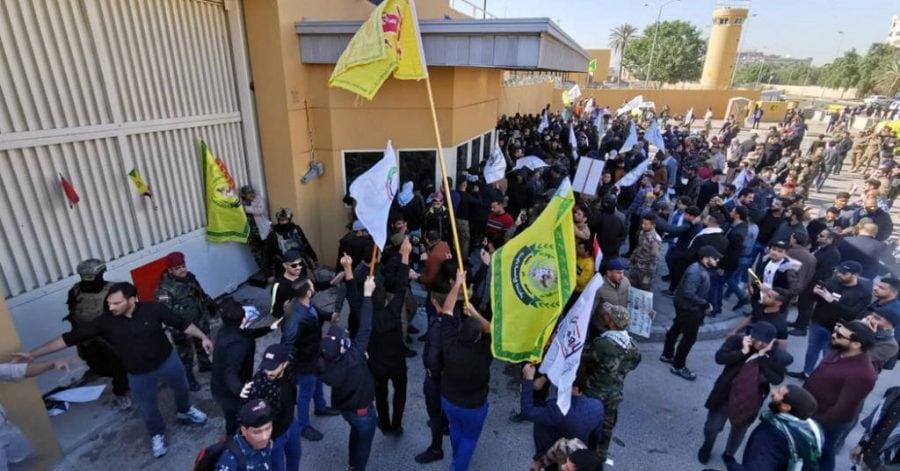 Ambasadorul SUA în Irak şi personalul ambasadei au fost evacuaţi