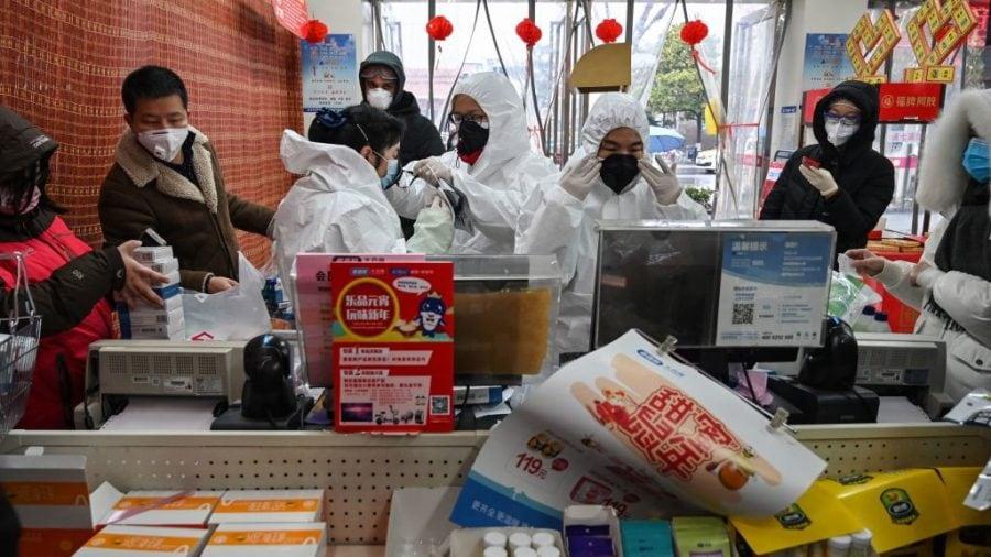 Virusul Coronavirus: 41 de morţi şi 1.300 de persoane contaminate în China