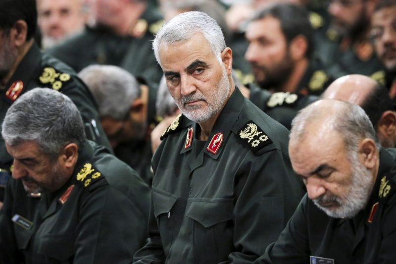 Breaking: Generalul elitei armatei iraniene ucis în Irak de o dronă US