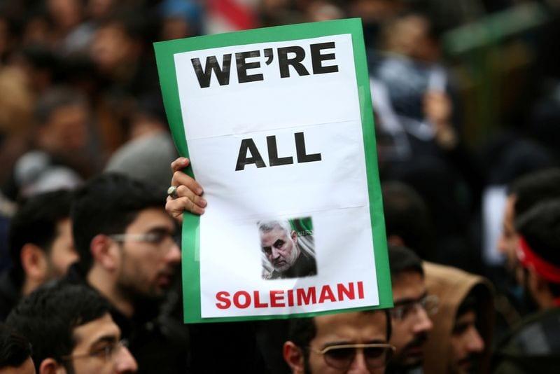 Ziua în care la Teheran va exista o stradă cu numele lui Trump