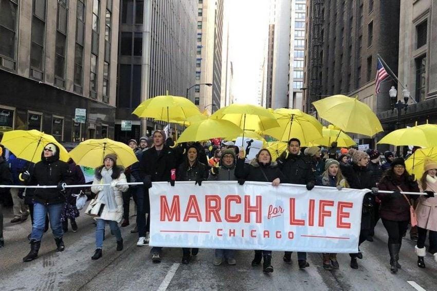 Chicago: Număr record de participanți la Marșul pentru Viață 2020