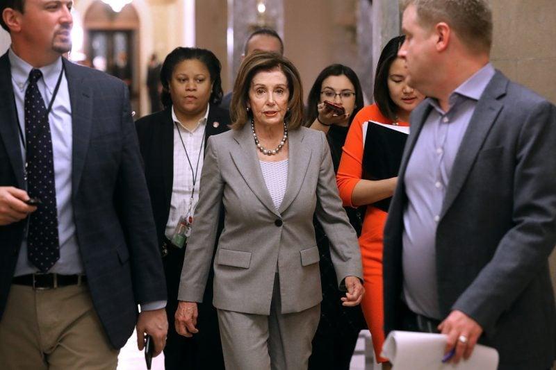 Democrații se folosesc de recenta revoltă de la Capitoliu pentru a-și consolida puterea