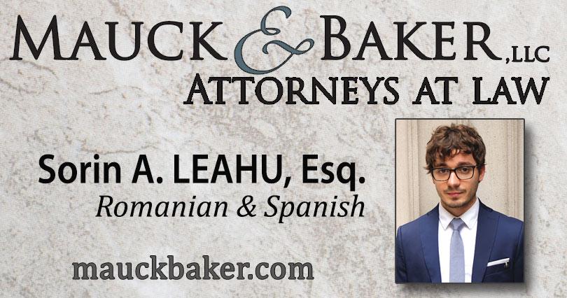 Sorin A. Leahu - Attorney