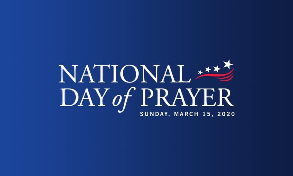 15 martie, Zi Națională de Rugăciune în Statele Unite