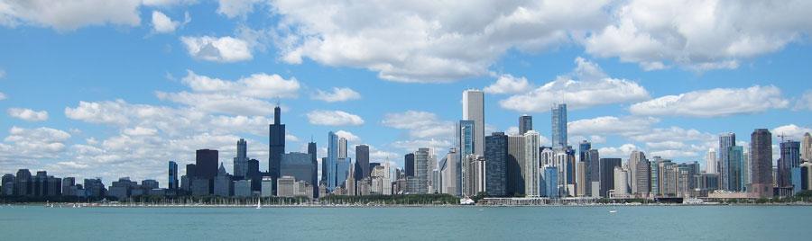 Lista celor 26 Biserici Creștine Românești din zona Chicago, Illinois