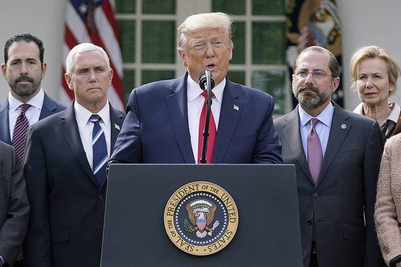 Breaking News: Donald Trump a declarat starea de urgență în Statele Unite