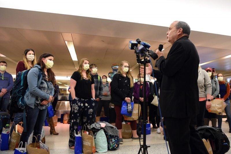 Solidaritate: Asistenții medicali din Colorado vin în ajutorul spitalelor din New Jersey lovite puternic de coronavirus
