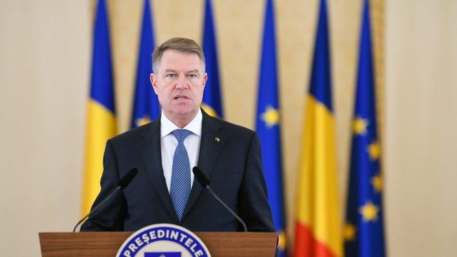 Iohannis: România va trimite în Republica Moldova o echipă de medici şi materiale de protecţie (video)