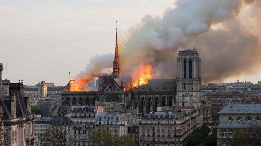 Notre Dame și Creștinismul dinlăuntrul nostru
