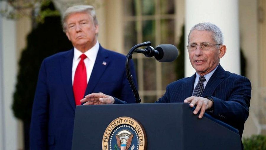 Casa Albă blochează audierea lui Anthony Fauci în Congresul SUA pe tema COVID-19