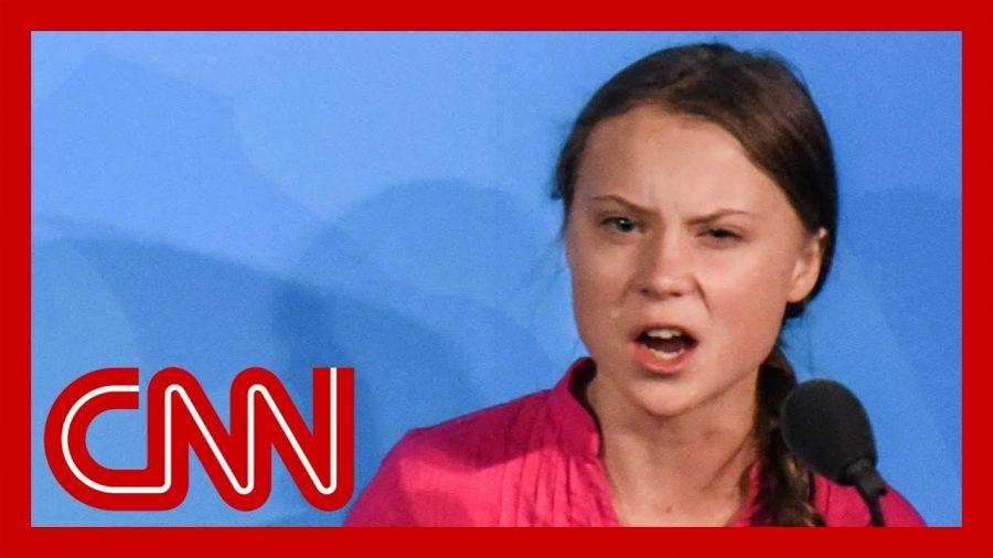 Greta Thunberg, noul expert în coronavirus la CNN