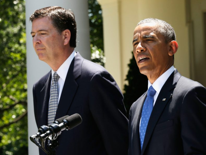 New York Times admite că Obama a desfășurat spioni împotriva campaniei Trump în 2016