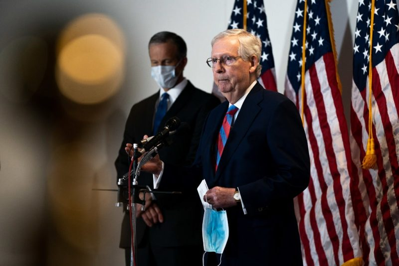 Coronavirus: Partidul Republican introduce un proiect de lege pentru sancționarea Chinei