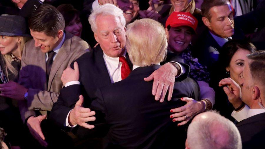 Robert Trump, fratele mai mic al preşedintelui Donald Trump, a murit