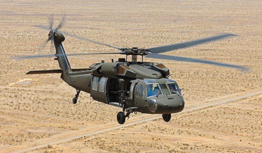 Black Hawk soseşte în România pentru echipare şi mentenanţă