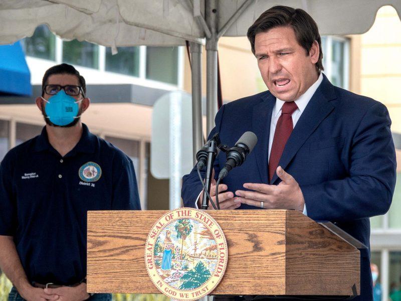 Guv. Floridei ridică toate restricțiile COVID-19 pentru afacerile din întregul stat