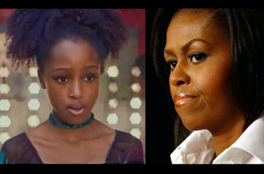 Michelle Obama, complice la filmul de pornografie cu copii `Cuties` de pe Netflix