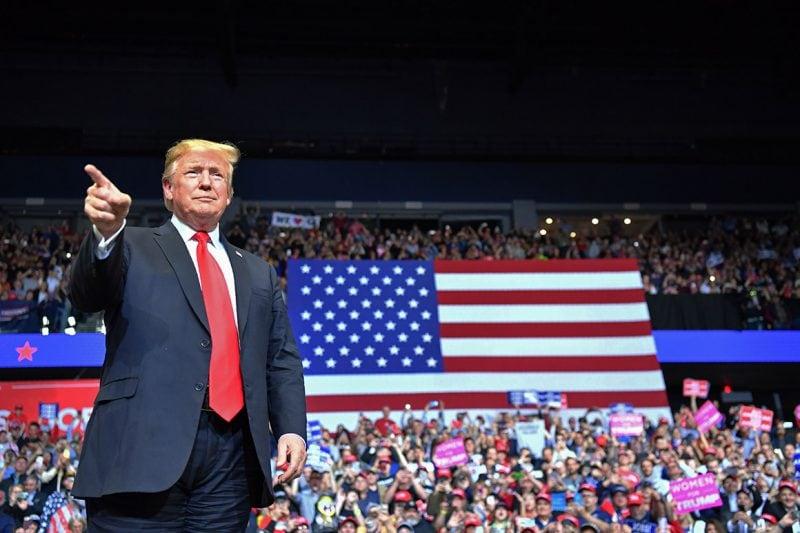 Sondaj Gallup: Trump îl detronează pe Obama și devine cel mai admirat om al anului 2020