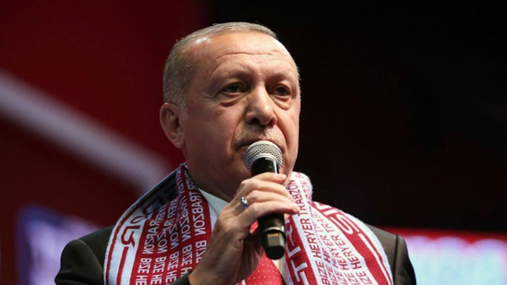 """Erdogan le spune liderilor turci: """"Ierusalimul este orașul nostru"""""""