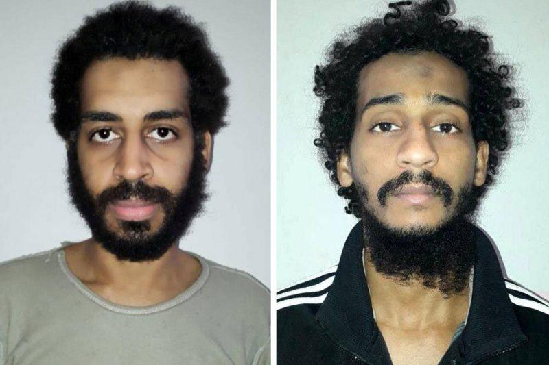2 luptători ISIS aduși și acuzați în SUA pentru decapitarea ostaticilor americani