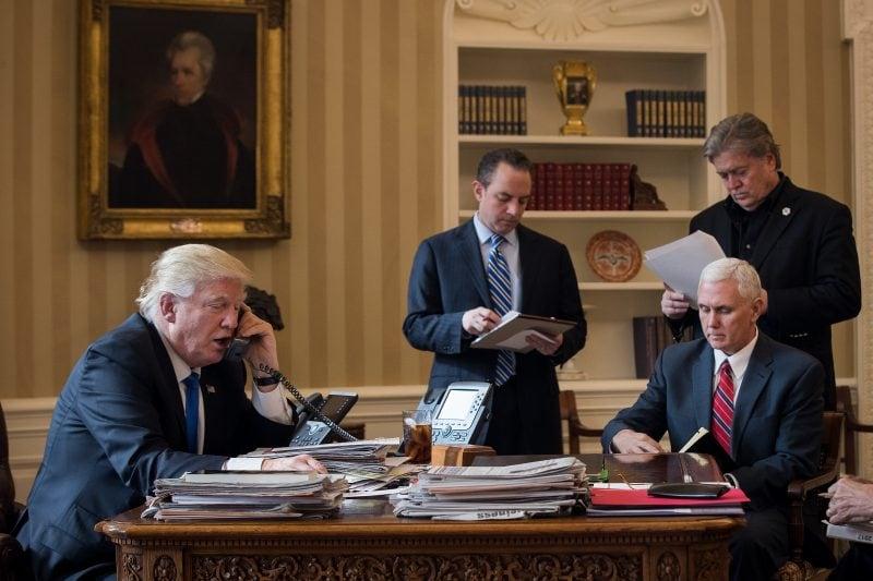 Dezvăluiri din interior: Cum este cu adevărat să lucrezi cu Trump la Casa Albă