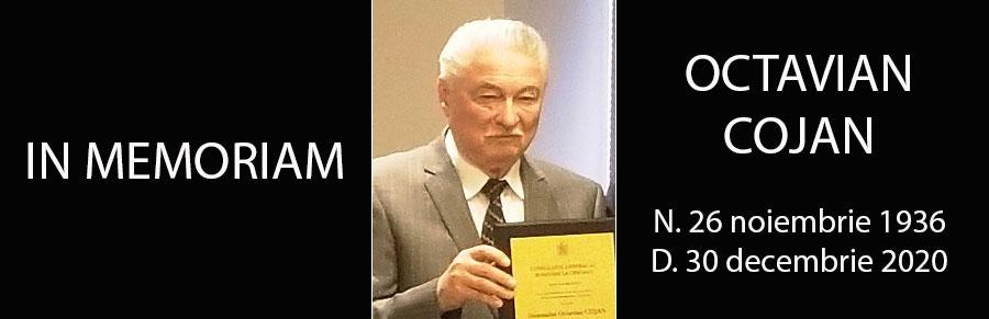 Octavian Cojan, președintele organizației Illinois Romanian American community, a trecut în veșnicie