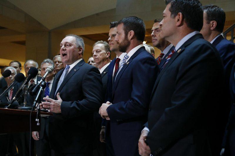 Scalise: Biden nu este președintele ales, procesul legal trebuie să ajungă la final