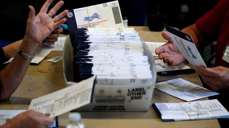 Alegeri 2020: Frauda electorală ce se vede cu ochiul liber