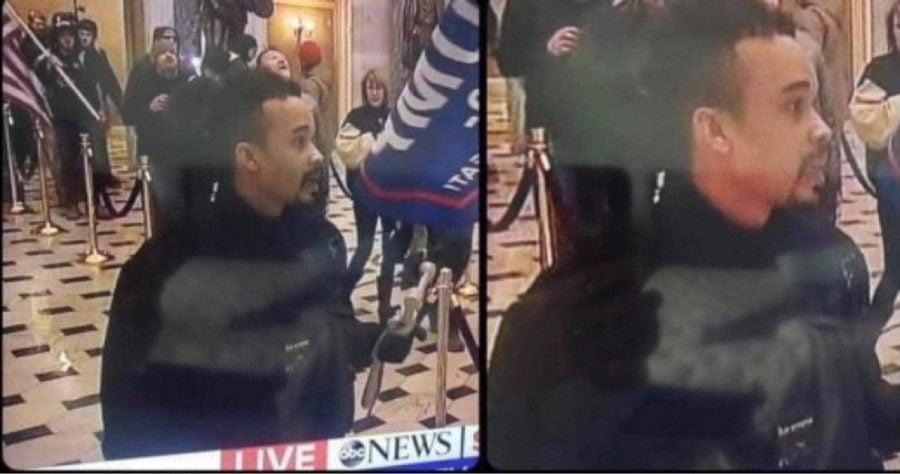 Activistul BLM identificat în asaltul asupra Capitoliului, pus sub acuzare