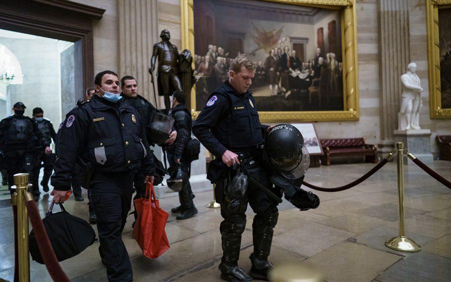Demisii în rândul responsabililor cu securitatea Capitoliului în urma evenimentelor din 6 ianuarie