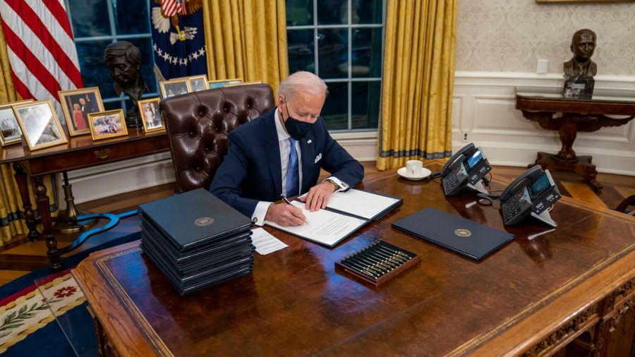 Declarația ADF privind investirea lui Joe Biden în funcția de președinte