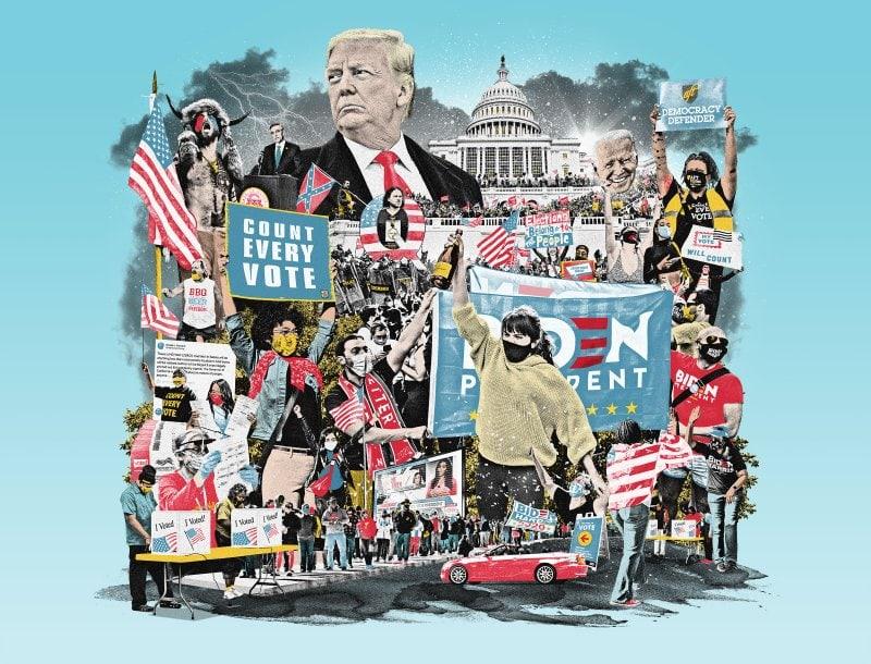 """Time publică un articol incredibil despre """"cabala"""" și """"campania din umbră"""" care l-au ajutat pe Biden să câștige"""