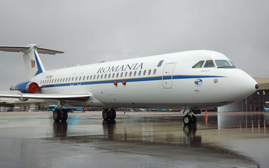 România nevăzută: Avionul Rombac 1-11