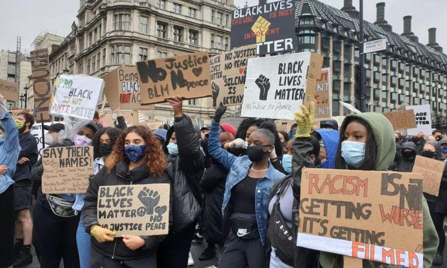 BLM tace complice în privința numărului imens de avorturi din rândul populației de culoare