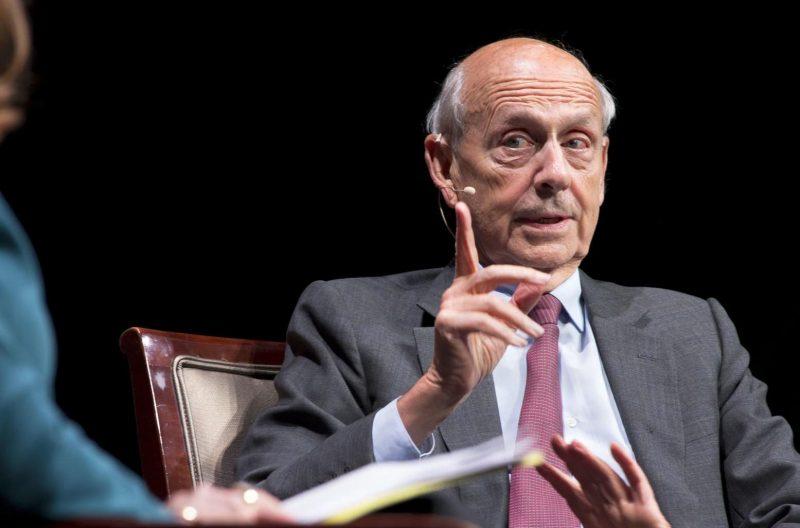 Un avertisment pentru Democrați de la Judecătorul Suprem liberal Stephen Breyer