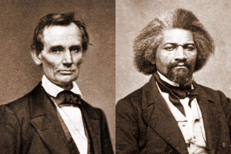 Cum au devenit prieteni un președinte american și un fost sclav, deși nu erau întotdeauna de acord