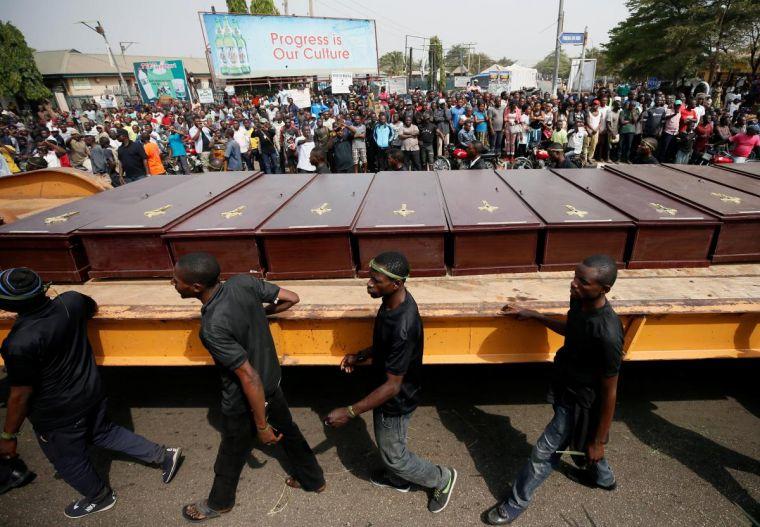 Raport: 1.500 de creștini uciși în Nigeria
