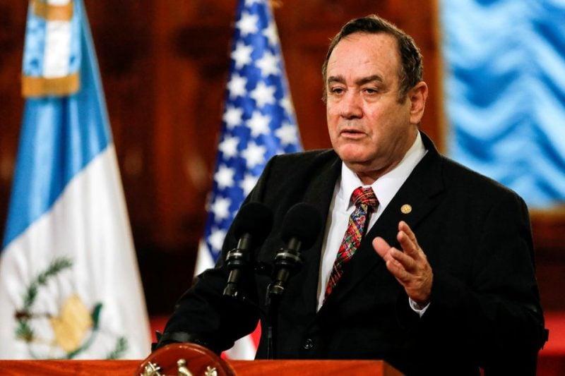 Președintele Guatemalei critică dur politicile de imigrație ilegală ale lui Joe Biden