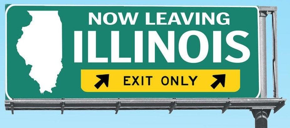 Migrația între statele SUA în 2019: Illinois ocupă locul 3 la pierderea de oameni și venituri