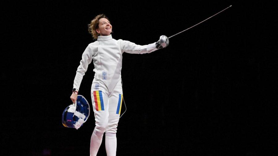 JO 2020 – Scrimă: Ana-Maria Popescu a obţinut argintul la Jocurile Olimpice de la Tokyo