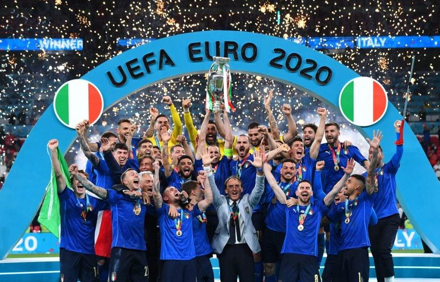 EURO 2020: Italia este noua campioană europeană. A învins Anglia la loviturile de departajare