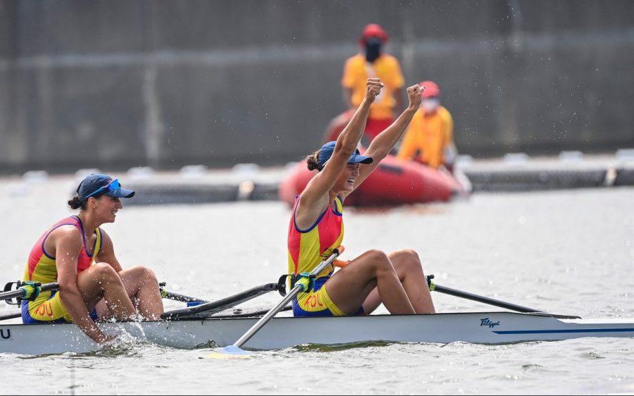 JO 2020 – Canotaj: România, medaliată cu aur la Tokyo în proba de dublu vâsle feminin