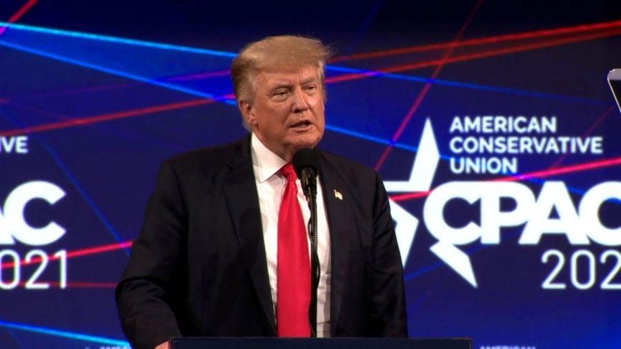 Trump, favorit în sondajul CPAC pentru cursa prezidențială republicană din 2024