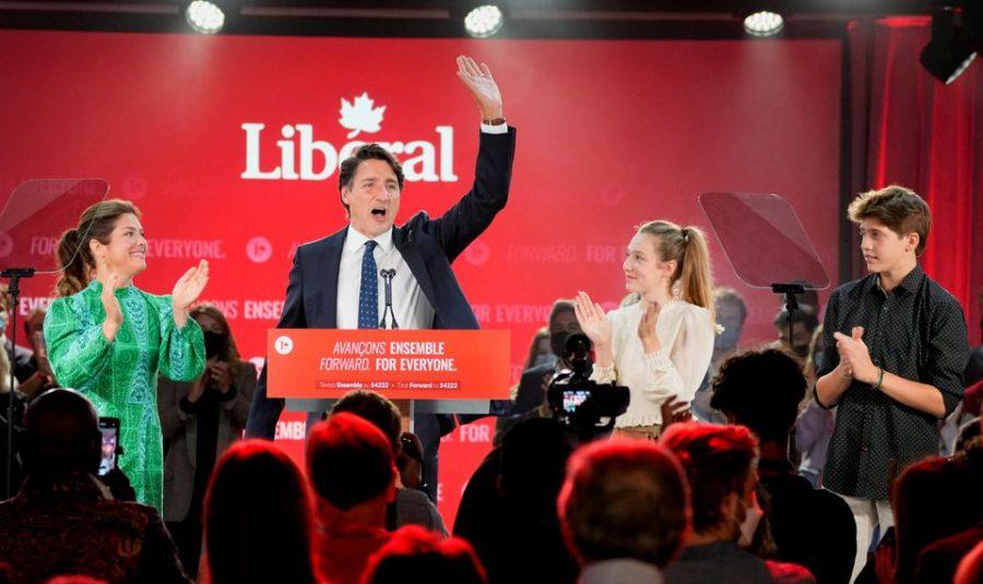 Alegeri Canada: Trudeau rămâne la putere, dar cu un guvern minoritar