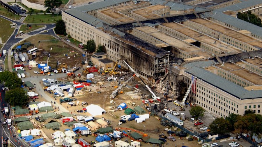 Unde a fost Dumnezeu pe 11 septembrie 2001? Un capelan de la Pentagon ne răspunde