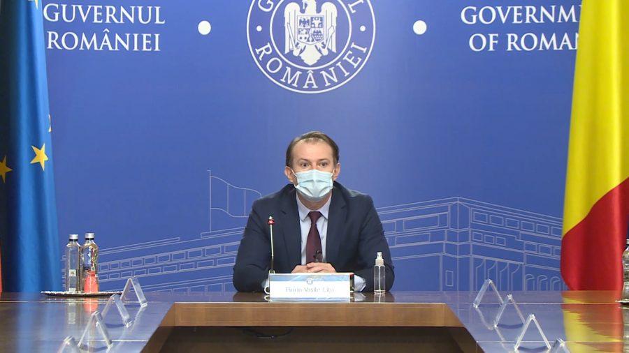 România: Guvernul Cîțu a fost demis prin moțiune de cenzură