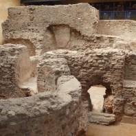 7. Vista de les termes Romanes de Sant Boi de Llobregat