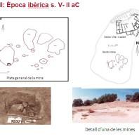 Fase ibèrica del jaciment del Serrat del Moros de la Codina (Pinell, Solsonès)