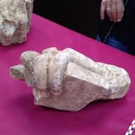 Fragment de la mà d'estàtua monumental